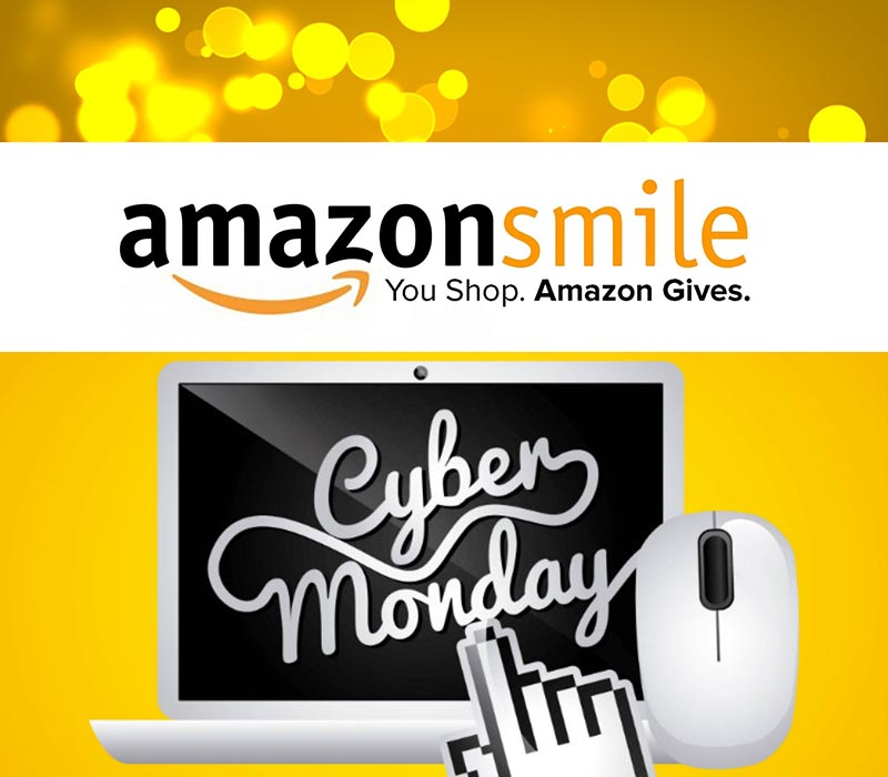 Today is Cyber Monday! You can support CLICKS by supporting our Parent Organization, CLEO. Register CLEO as your @amazonsmile Organization (). @amazon  donates back to CLEO a Percentage of your purchase. Happy Shopping!  #cybermonday #CyberMondayAmazon