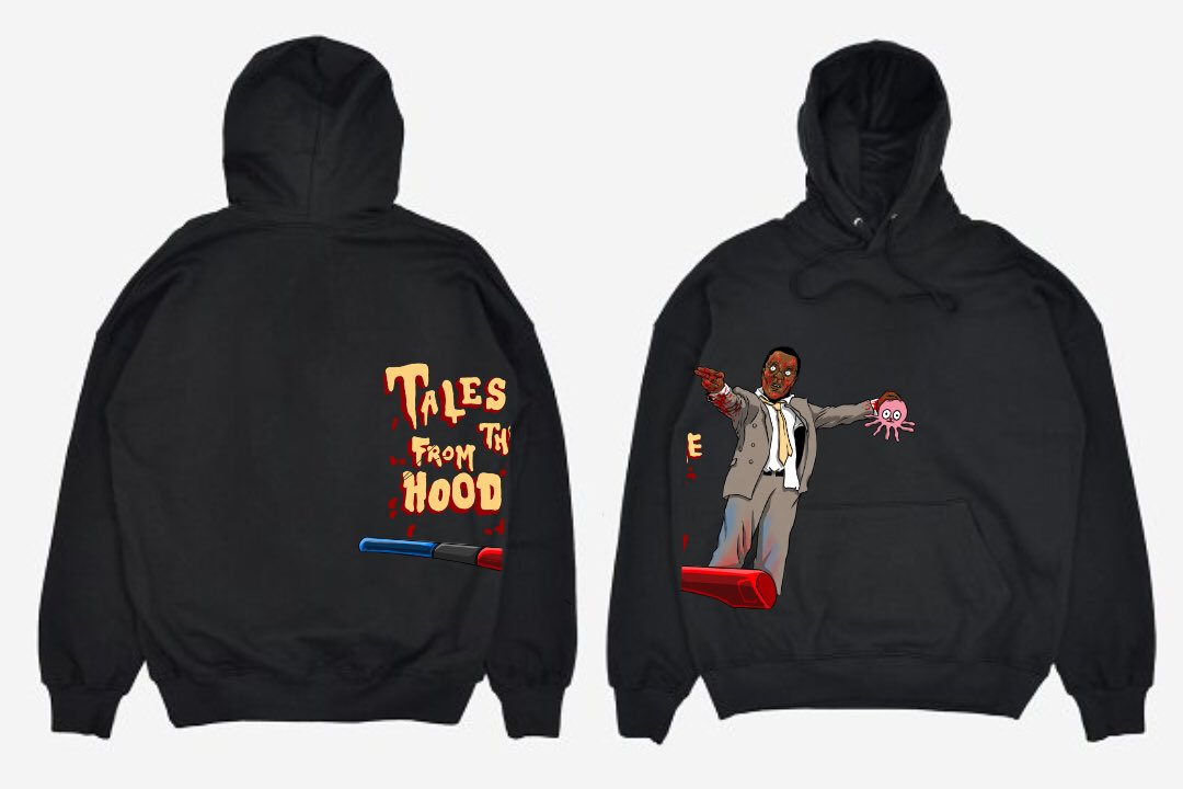 AVAILABLE NOW!! Sorry for the wait! For taking long we dropped it on cyber Monday so it's part of the 20% off! It's limited so go grab em'   #hoodie #soup #🐙 #skate #streetwear #losangeles #spikelee #london #blackownedbusiness #supportsmallbusiness  #cybermonday #blackfriday https://t.co/VDpeMUhXri