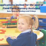 We are currently inviting applications for the post of Fixed Term Nursery Assistant (8am-1pm on Tuesdays and Fridays).  For an application pack please contact Mrs Holly Wells on  01483 893225 or email applications@longacreschool.co.uk or visit our website https://t.co/ExYfiCoefn
