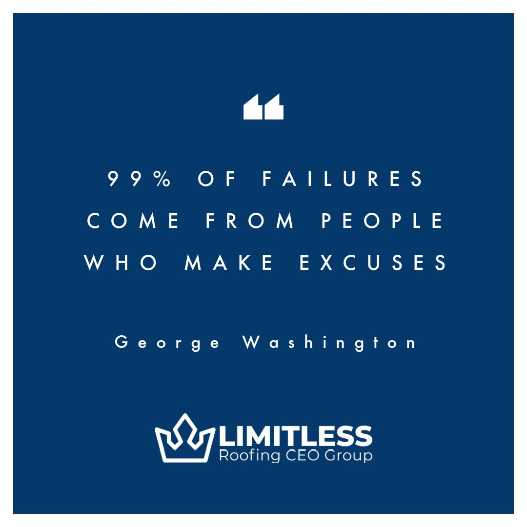 Let's remove the Limiting Excuses from our mindsets! A little Monday motivation. #limitless #limitlessceogroup #mondaymotivation #quote