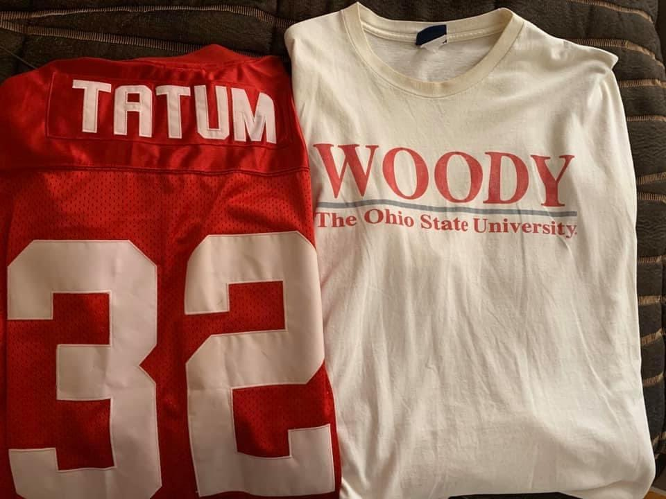 OHIO STATE LEGENDS Jack Tatum & Woody Hayes were a major part of the legacy that is Buckeye football today Two of the greatest coaches and  players that worked together to create OSU magic #JackTatumDocumentary #WoodyHayes #BuckeyeNation #OhioState #OhioStateFootball #columbus https://t.co/Ly8fUkE49m