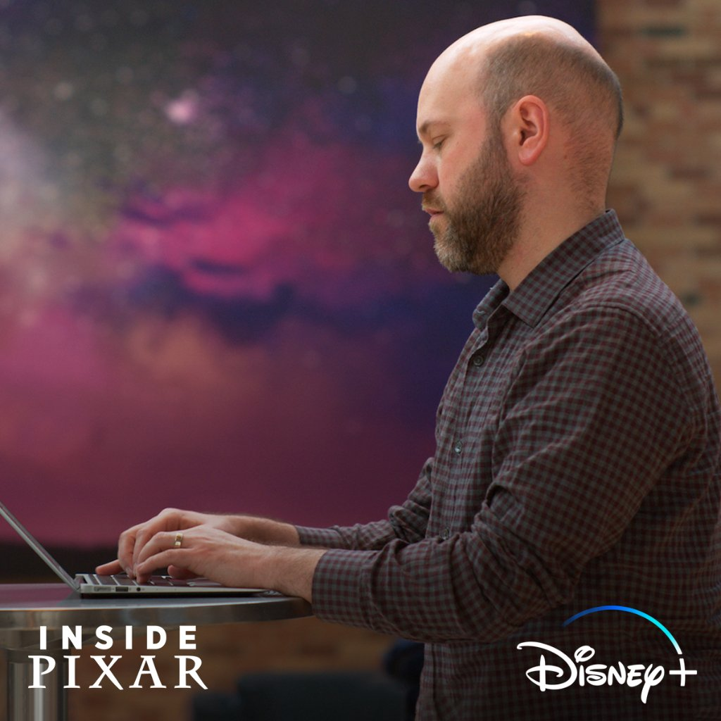 Inspiration can come from anywhere. Meet the storytellers behind our stories in Inside Pixar, now streaming on #DisneyPlus.