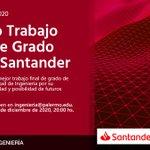 Image for the Tweet beginning: CONVOCATORIA 2020: PREMIO TRABAJO FINAL