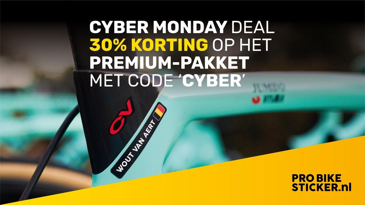 🚨🚨 Het is Cyber Monday en dat betekent dat het je laatste kans is om het Premium-pack met 30% korting te bestellen! Ga naar  en gebruik hiervoor code 'CYBER'  ⚠ Vergeet niet het Premium-pack te selecteren ⚠   #cybermonday