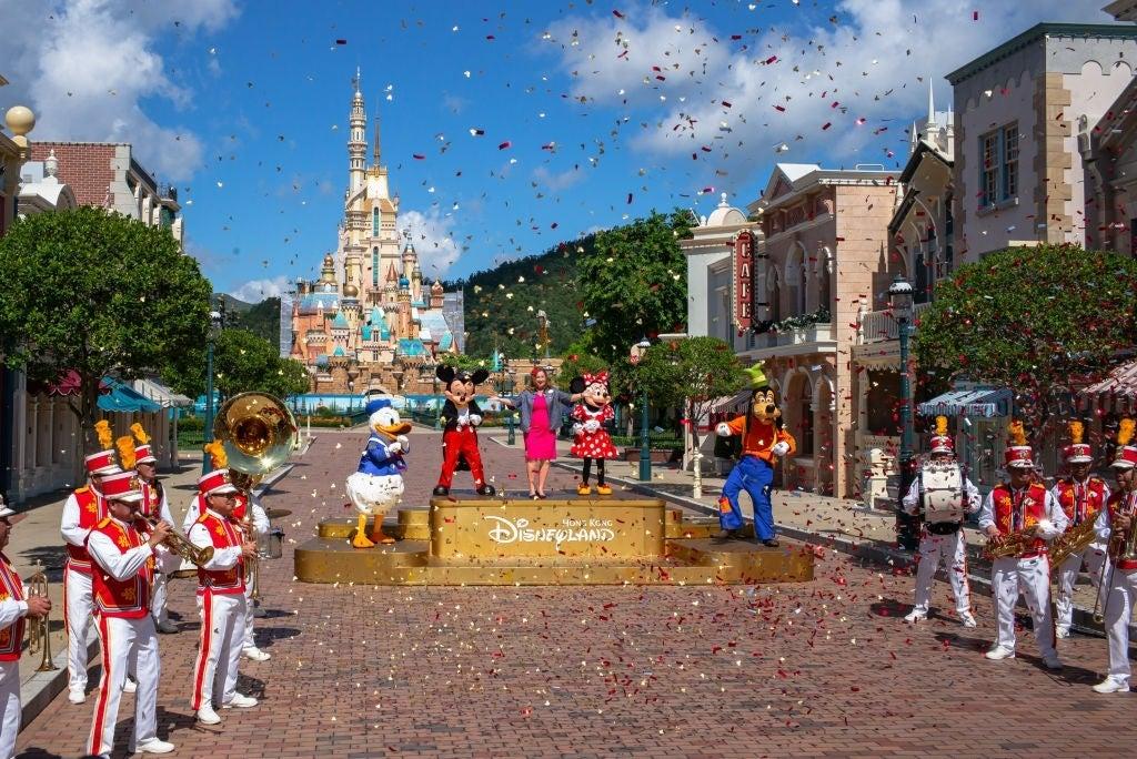 @ComicBook's photo on Disneyland