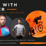Come join me for Léger's second Zwift ride this Wednesday!  🗓️ Wednesday, 2nd December ⏱️ 18:30 UTC / 10:30 PST  Click the link below or search 'Jenson Button & Léger Social Ride' on your Zwift app. Looking forward to some good chat!  https://t.co/289eHiSX86  #LegerRide