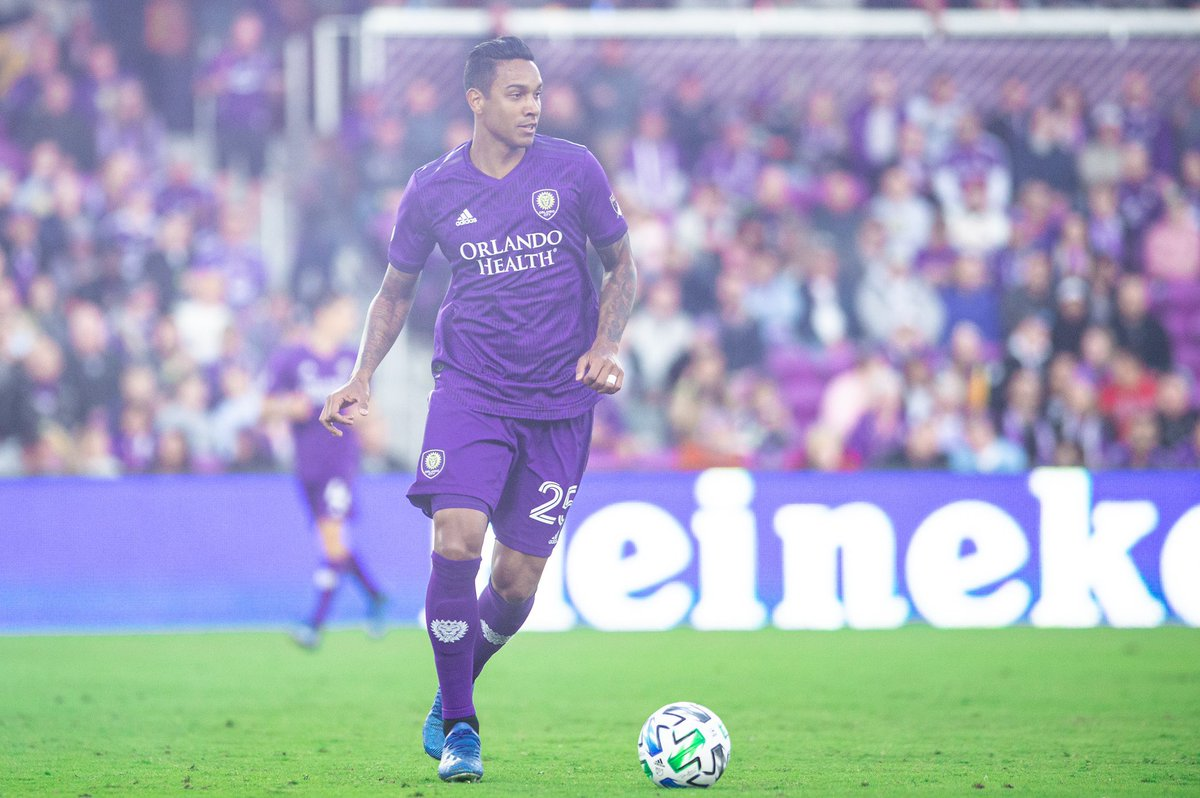 This man has been an excellent addition to the Orlando City squad this season.  How important is it that we get him tied to a long-term deal?  Which of the other 'Loanee Lions' would you like to see acquired on a permanent basis?  #OrlandoCity #VamosOrlando #OCTwitter
