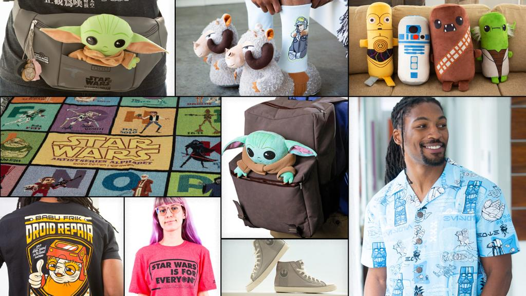 Give the gift of Star Wars Celebration merch this holiday season. strw.rs/6019HKu8x