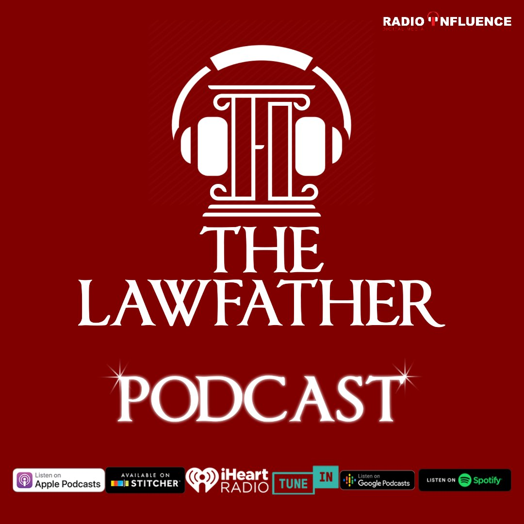 .@TheLawfatherTpa #Podcast with William Franchi of Franchi Injury #Law will return next week. Check out the archives now!  #ApplePodcasts: https://t.co/tSssMincV0 #GooglePodcasts: https://t.co/JXyqSpyVBS #iHeartRadio: https://t.co/9f1UBgrXWi #Spotify: https://t.co/c86HM1Jgq9 https://t.co/OM9YrkKyj1