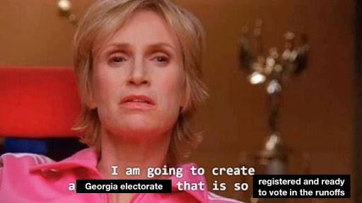 🍑 GEORGIA: Let's make history at the ballot box →