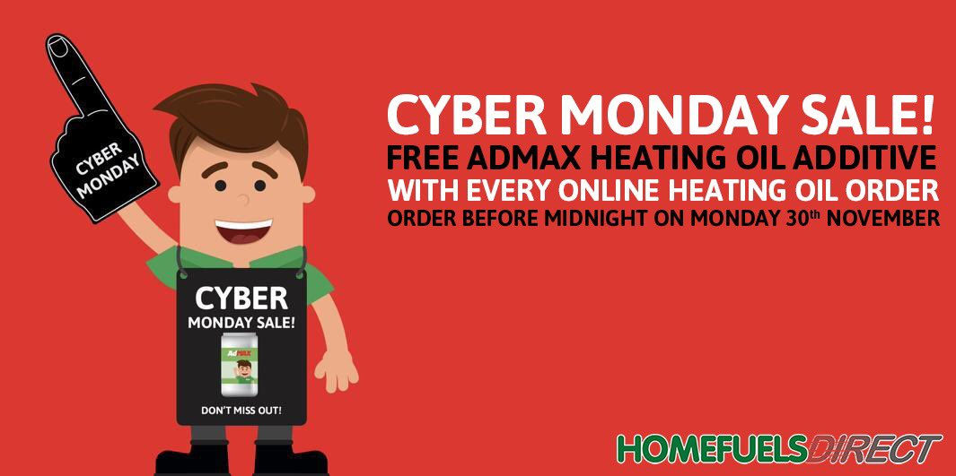 ⏰ QUICK......HURRY!!! CYBER MONDAY ends at midnight.   Order Now to get this fantastic offer worth £19.90 for FREE..... yes 🗣FREEEEEE 👀  #CyberMonday2020 #CyberMonday #HeatingOil