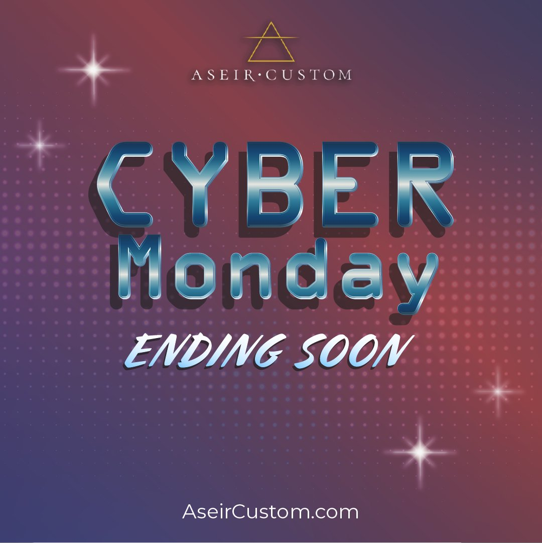 Save 40% on your #CyberMonday purchase, now through MIDNIGHT PST!  Use the code Cyber40 at checkout!  Includes Auxano Version 2 just launched!  ➡️