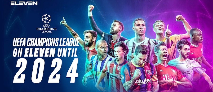 test Twitter Media - Eleven scores Portuguese Champions League rights until 2024 https://t.co/oxWx5TF8dt https://t.co/FDopPAxkHR