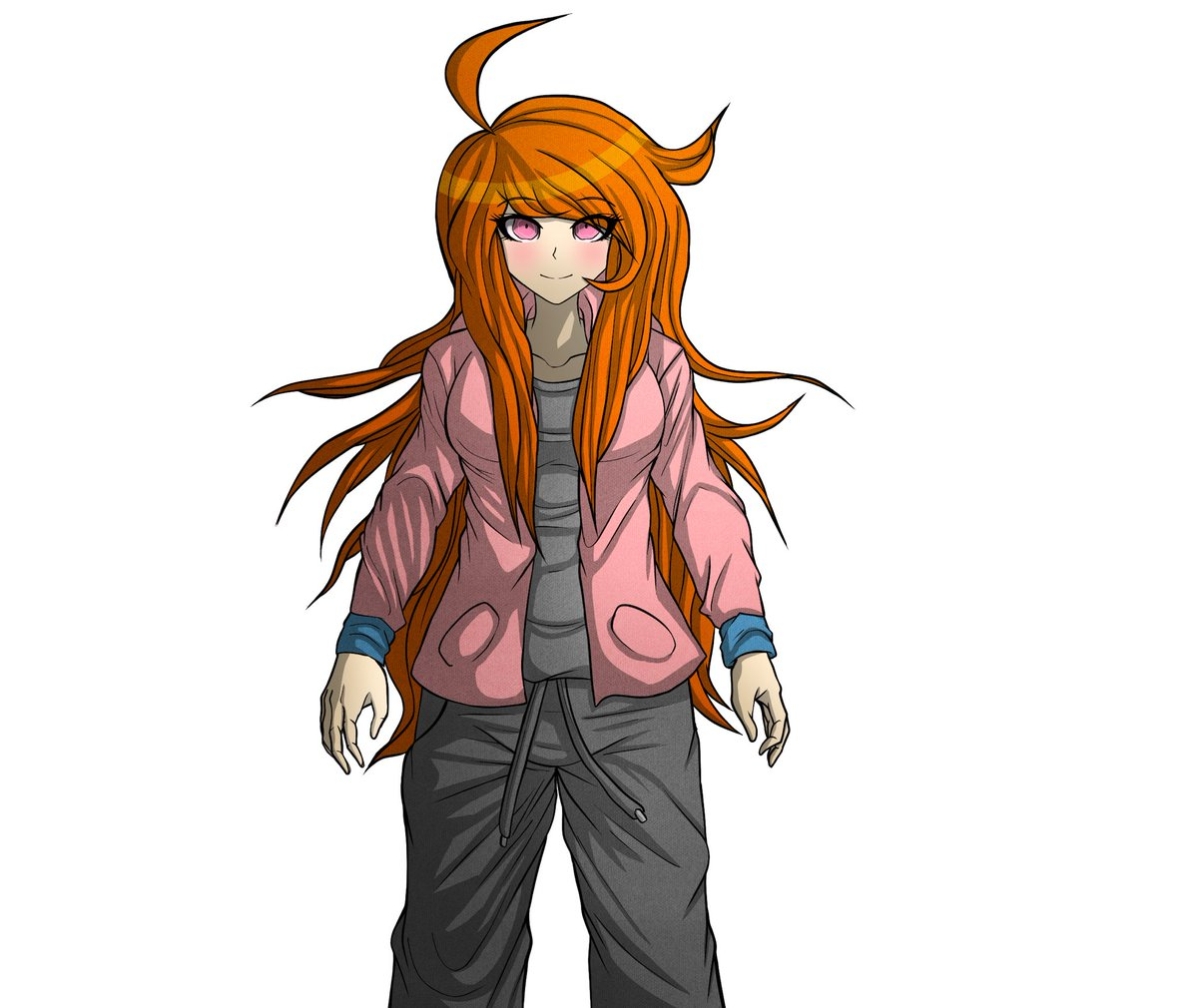 Lucahjin On Twitter Bahahahah The Pog Face It is unrelated to the danganronpa v3 game. twitter