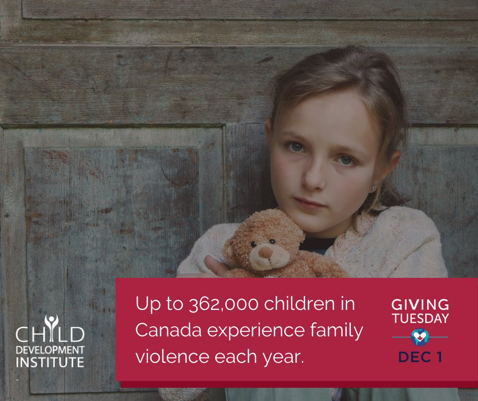 @OfficialCDI staff has been working around the clock to provide essential urgent services to mothers and children now facing increasing #familyviolence amid the pandemic. Please help support these families this Dec 1st on #GivingTuesday #CDIToronto #CDIambassador @GivingTuesdayCA