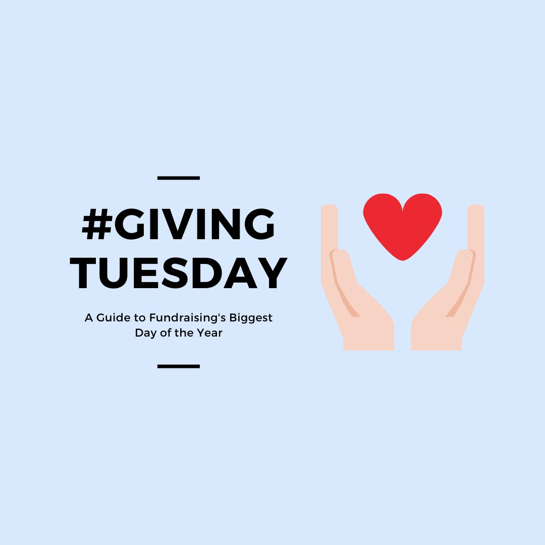 We have a very special offer for #GivingTuesday! Check back on TUESDAY!