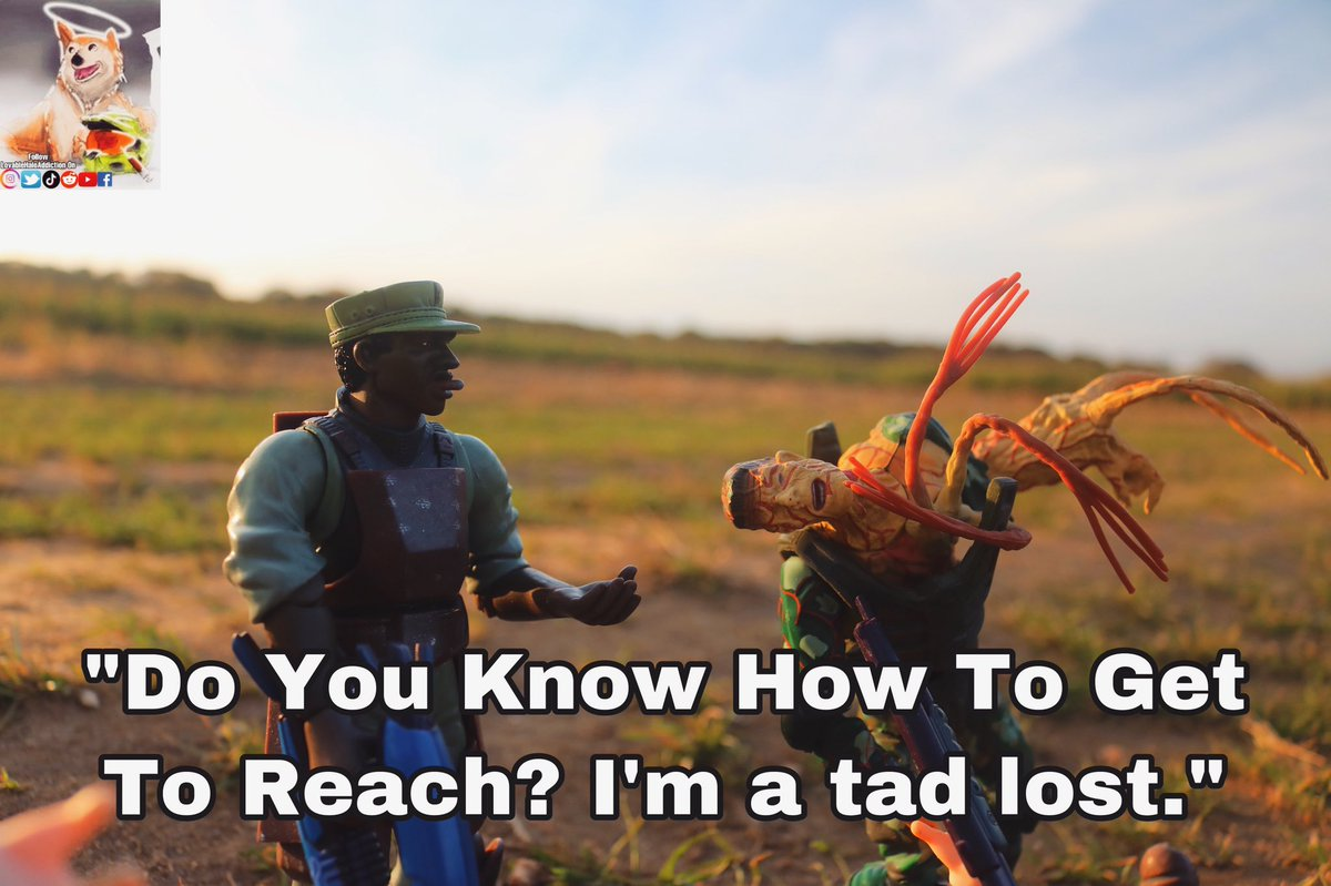 Johnson is terrible with directions. I'm shocked he made it out alive in Halo 1.    Like/ Retweet/ Follow #lovablehaloaddiction @halo #halomemes #halospotlight @xbox #gaming #haloinfinite  #halo3 #haloinfinitehype #halomcc #xbox #xboxseriesx #halo4 #viral #trending #halo4pc https://t.co/NRHm2cEViN