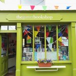 Image for the Tweet beginning: Both of our bookshops will