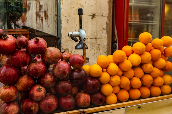 Vegan Food in #Turkey + Restaurant Tips for Istanbul #travel  #middleeast
