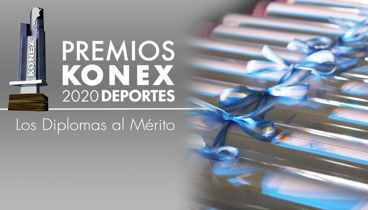 ✨¡Ya se conocen los ganadores de los Premios Konex 2020: Deportes! ⚽🎾🚴🏀🏑🏊🤾♂ El Gran Jurado ya eligió a las 100 personalidades más destacadas de la última década del Deporte Argentino (2010-2019). 🏆¡Felicitaciones a todos ellos!🎉