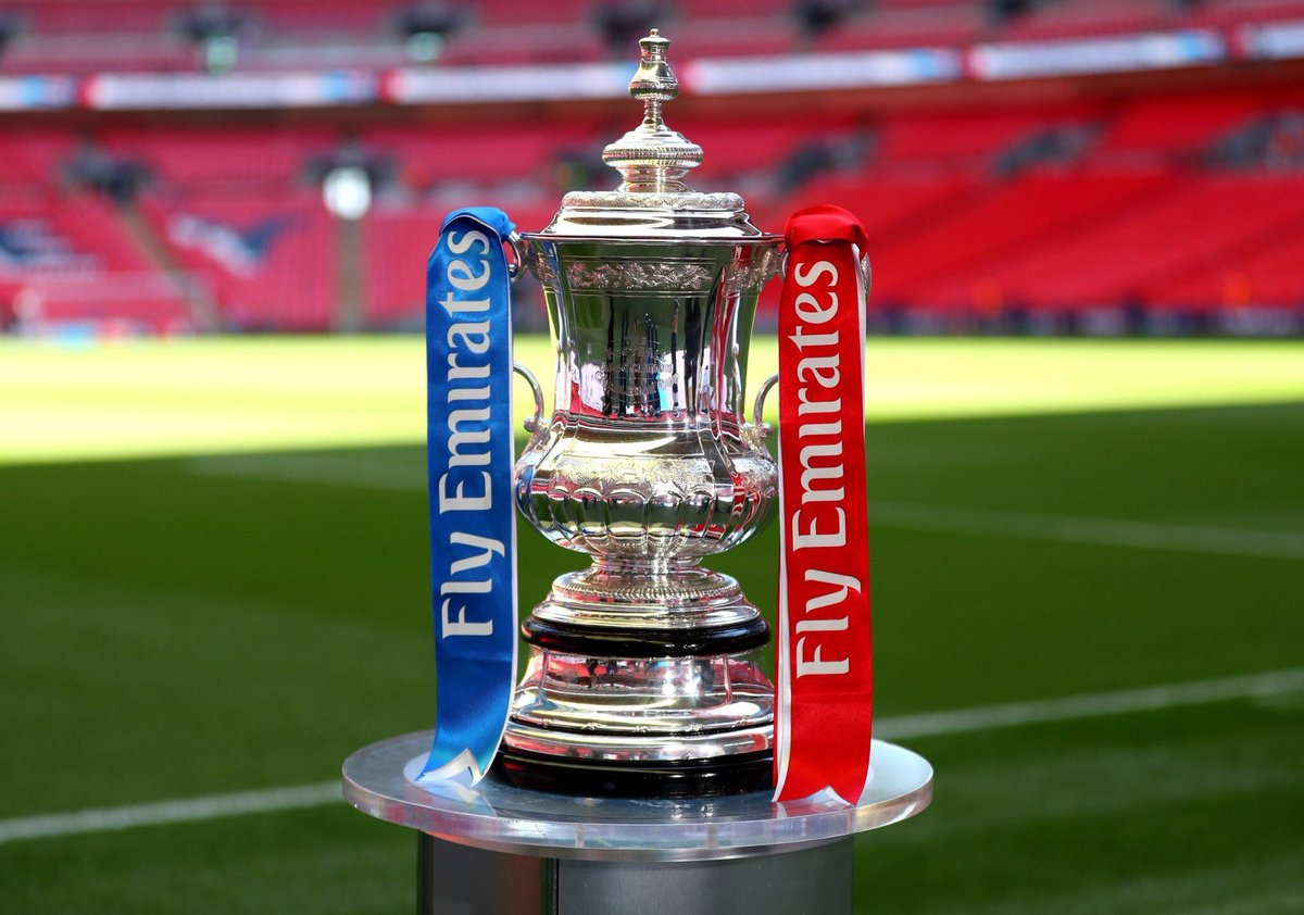 Key FA Cup fixtures in Full  Aston Villa vs Liverpool  Marine vs Tottenham Wolves vs Crystal Palace Manchester United vs Watford Arsenal vs Newcastle Stoke City v Leicester City Manchester City vs Birmingham City Chelsea vs Morecambe https://t.co/hWlrjWeGU3