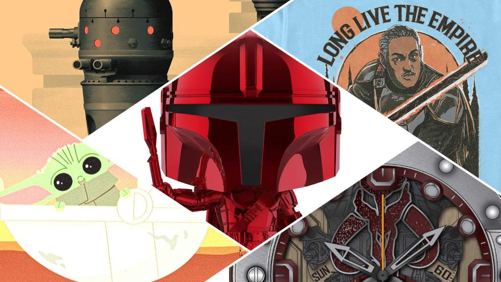 Our #MandoMondays coverage continues with new toys, artwork, and more from #TheMandalorian: strw.rs/6014HKTCG