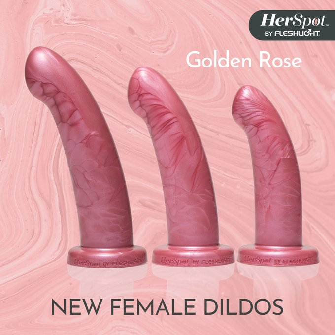 Hey ladies, we know a spot and we'll ACTUALLY take you there!😏 Introducing HerSpot dildos, the latest