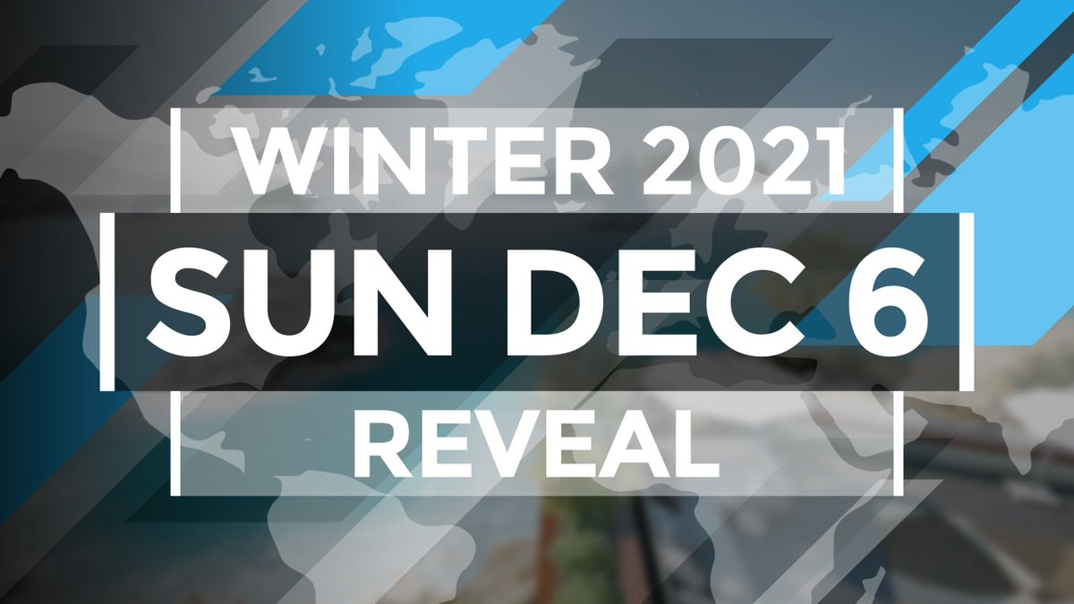ESASiege - All of your questions will be answered!  Sunday, Winter 2021 Season Reveal before the Finals! Set your Calendars!