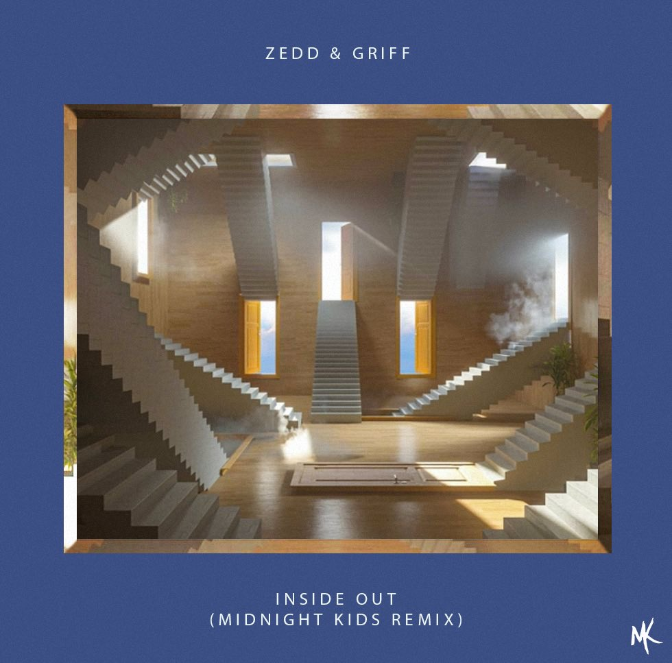 Replying to @midnightkids: Zedd & Griff - Inside Out (Midnight Kids Remix) // Out tomorrow 🌙