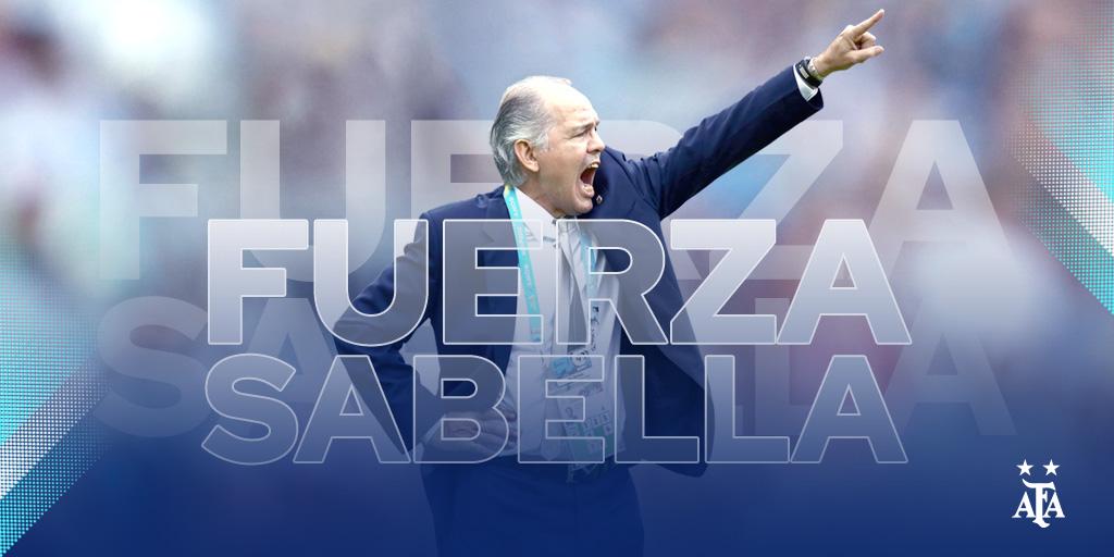 #FuerzaSabella