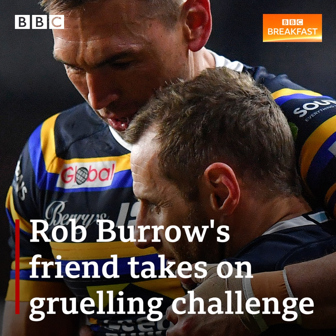 We'd had a HUGE response to our interview with Kevin Sinfield this morning. There are a lot of tears out there...  What a wonderful display of friendship 😭  Incredible stuff from Super Kev  👏🏻👏🏻👏🏻  @Rob7Burrow @leedsrhinos @mndassoc #BBCBreakfast  https://t.co/h6msge3UUY