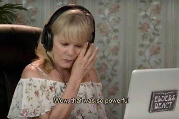 Me every time I hear songs from @Sia: