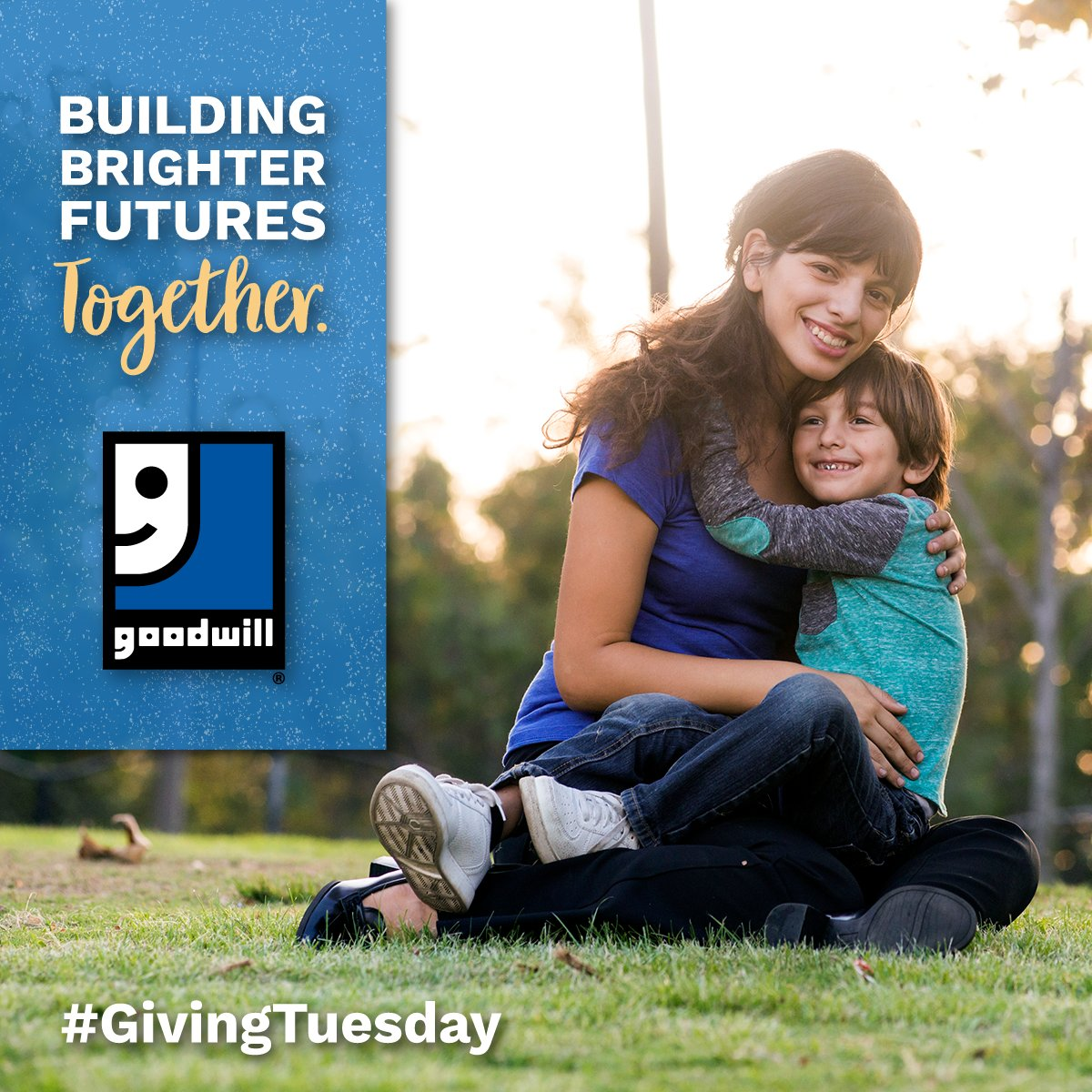 Just one more day until #GivingTuesday! Last year, because of supporters like you, we helped more than 5,500 people with job training, educational opportunities and career pathway services. Give Today.