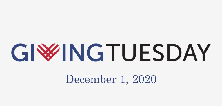 Giving Tuesday is tomorrow. Please keep in mind the many local non-profits who positively impact the community. #GivingTuesday