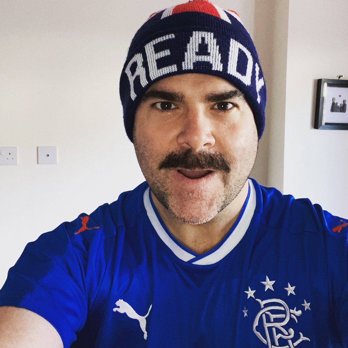 Day 30 - Last shout to raise some funds for my Movember campaign, if there are any bears out there who could help & haven't already, I'd be very grateful. If you have supported someone close to you already, thank you. #WATP #RangersFC #RangersFamily 💙 https://t.co/wLayC8vCCJ https://t.co/7LecYMiKkU
