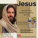 Image for the Tweet beginning: Hoje, 03 de Dezembro, às