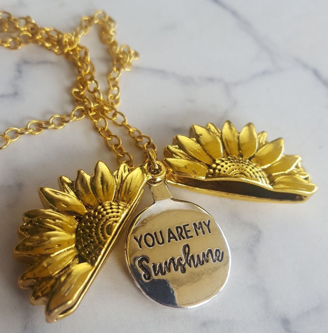 Replying to @vessamoniku: Your third @ has to buy you this necklace