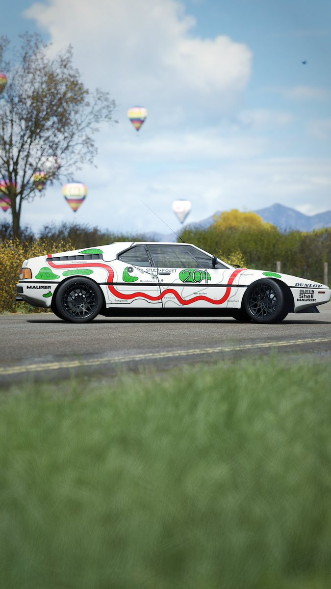 Shot #2,000 Month Shot #37,478 Total Shot #31,800 FH4 Shot #20,918 Year 1981 BMW M1 Paint By @PTG_Ace_Ventura  @WeArePlayground @ForzaHorizon @Xbox  #ForzaHorizon4 #ForzaShare #Xbox #GhostArts #TheCapturedCollective #VGPUnite #VirtualPhotography #XboxSeriesX #VGPGamers #BMW #BVP https://t.co/KzYV8t2LVi