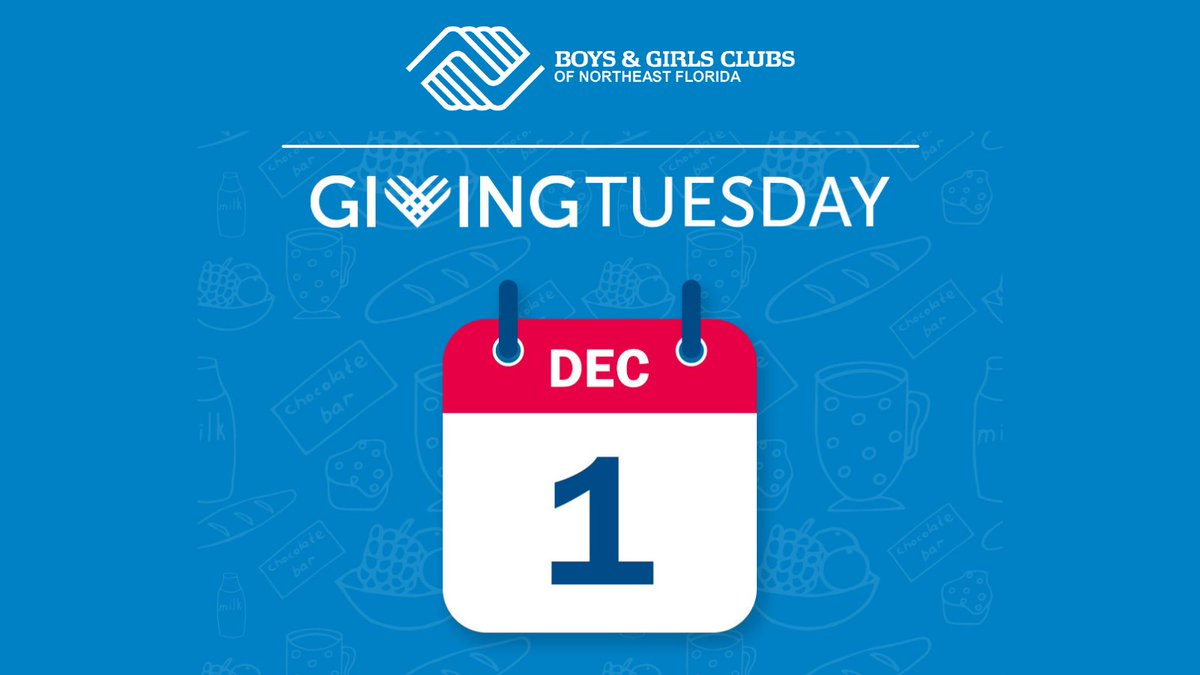 Join the movement #GIVINGTUESDAY tomorrow, December 1st! #greatfutures #bgcnf GIVE HERE: