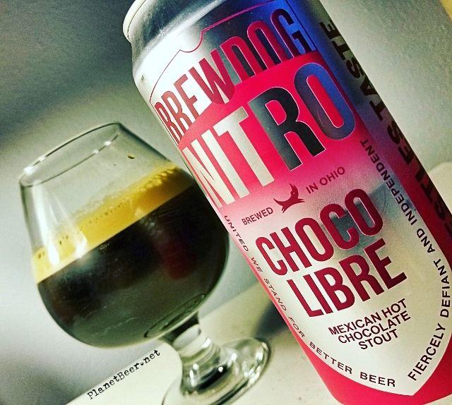 Beer Of The Day!.....Brewdog Choco Libre Nitro https://t.co/MbwoitdqsV @BrewDog @BrewDogUSA #CraftBeer https://t.co/7fP1GkUzmZ
