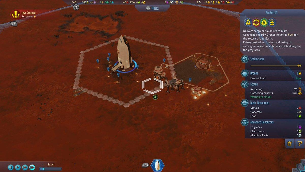 playing surviving mars