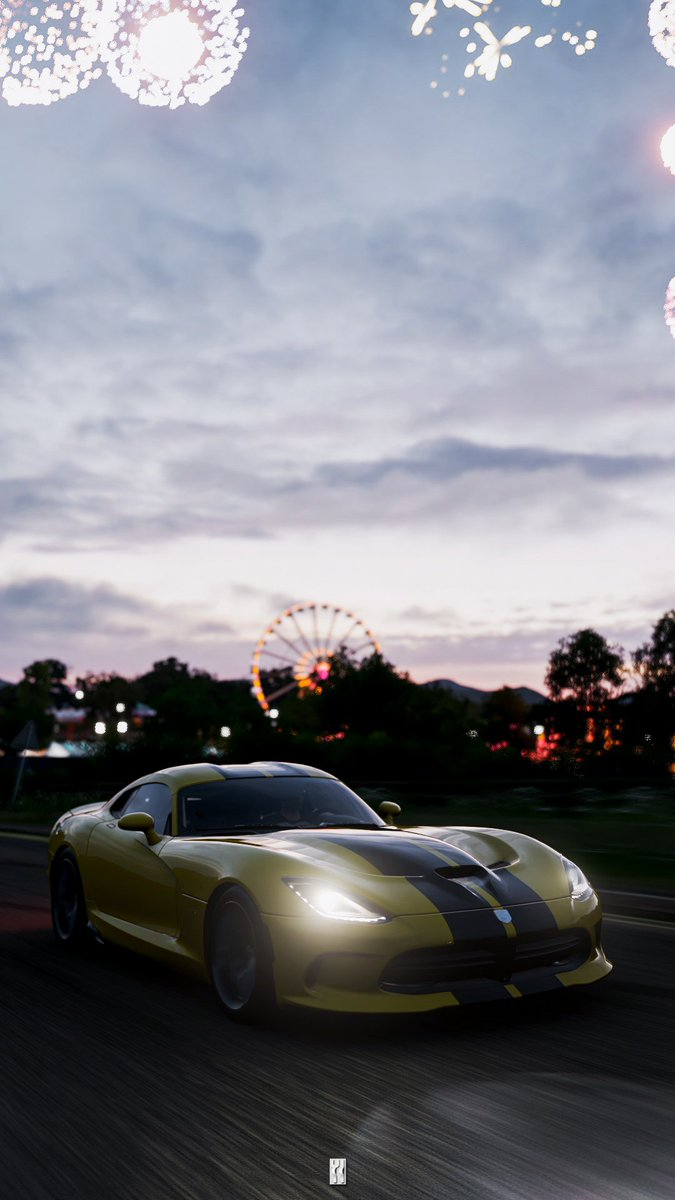 It's the second to last day of #TheHorizonFestival on my Instagram. Along with that here's my recreations of the cover art from each game. All created within Forza Horizon 4.  #Virtualphotography #Forzatography #ForzaShare #ForzaHorizon4 #XboxOne @ForzaHorizon @WeArePlayground https://t.co/tqC4g8UddK