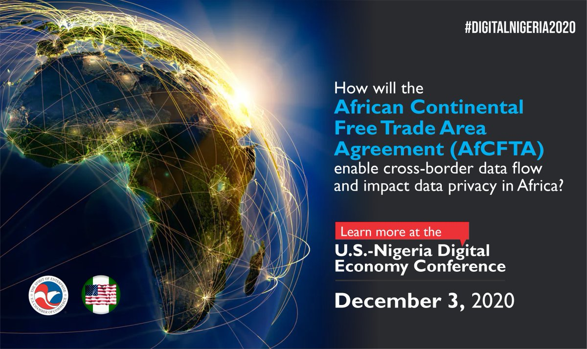 test Twitter Media - Join the @USChamberAfrica and the @ABCouncil_ng in THREE DAYS to discuss the potential for the #AfCFTA to expand cross-border data flow in Africa. REGISTER NOW for the U.S.-Nigeria Digital Economy Conference at https://t.co/baUqa8Rdqu #DigitalNigeria2020 https://t.co/f3Qra86F9i