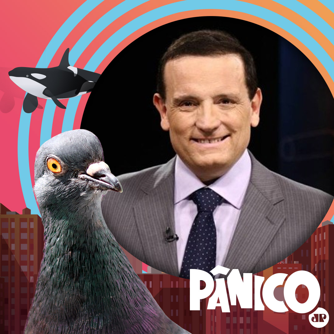 Nesta terça-feira (01) vamos conversar com Paulo Figueiredo Filho e Roberto Cabrini.💥 Deixe sua pergunta aqui nos comentários! Assista ao Pânico de segunda a sexta, ⏰ ao meio-dia, pelo site ou app da 👉🏼 PANFLIX, a TV da Jovem Pan