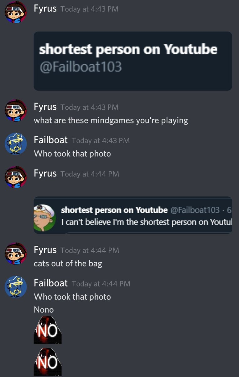 Failboat - Can't believe this slander I have never once said I was the shortest person on YouTube