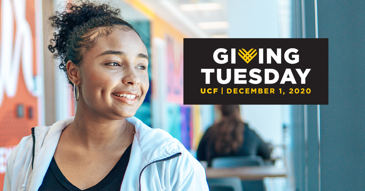This #GivingTuesday, show our students in @ucfcah that you see their efforts toward a better tomorrow by making a gift.  Big or small, every cent counts. Choose an area you're passionate about and support what you love!  https://t.co/yoPpYsMnTg  #GiveToUCF https://t.co/MQw2p7VGNZ