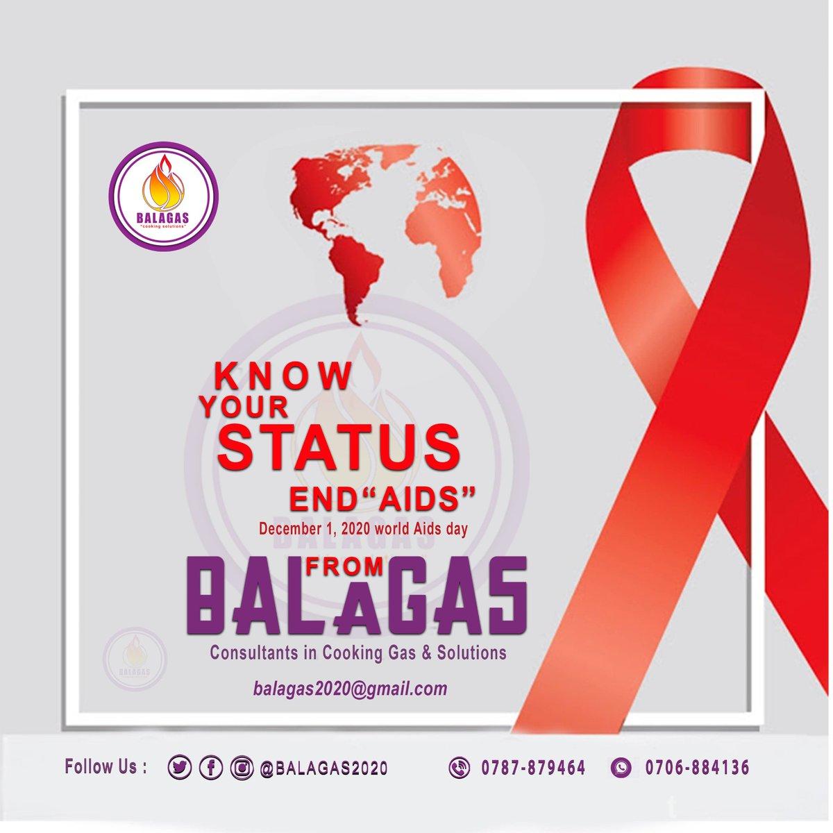 We're part of the struggle against HIV/AIDS in Our Motherland Uganda 🇺🇬 #WorldAIDSDay2020  #KnowYourHIVStatus #StopTransmissiin