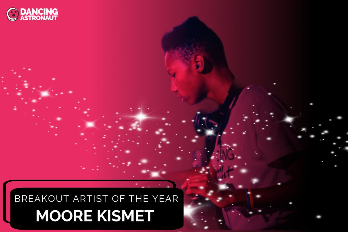 """.@MooreKismetBass is DA's Breakout Artist of 2020 🦄  """"The new decade brought with it a crop of young, hungry, bright, and artistically fearless creators. Head and shoulders above them all is 15-year-old Moore Kismet.""""  Here's exactly why they deserved it:"""