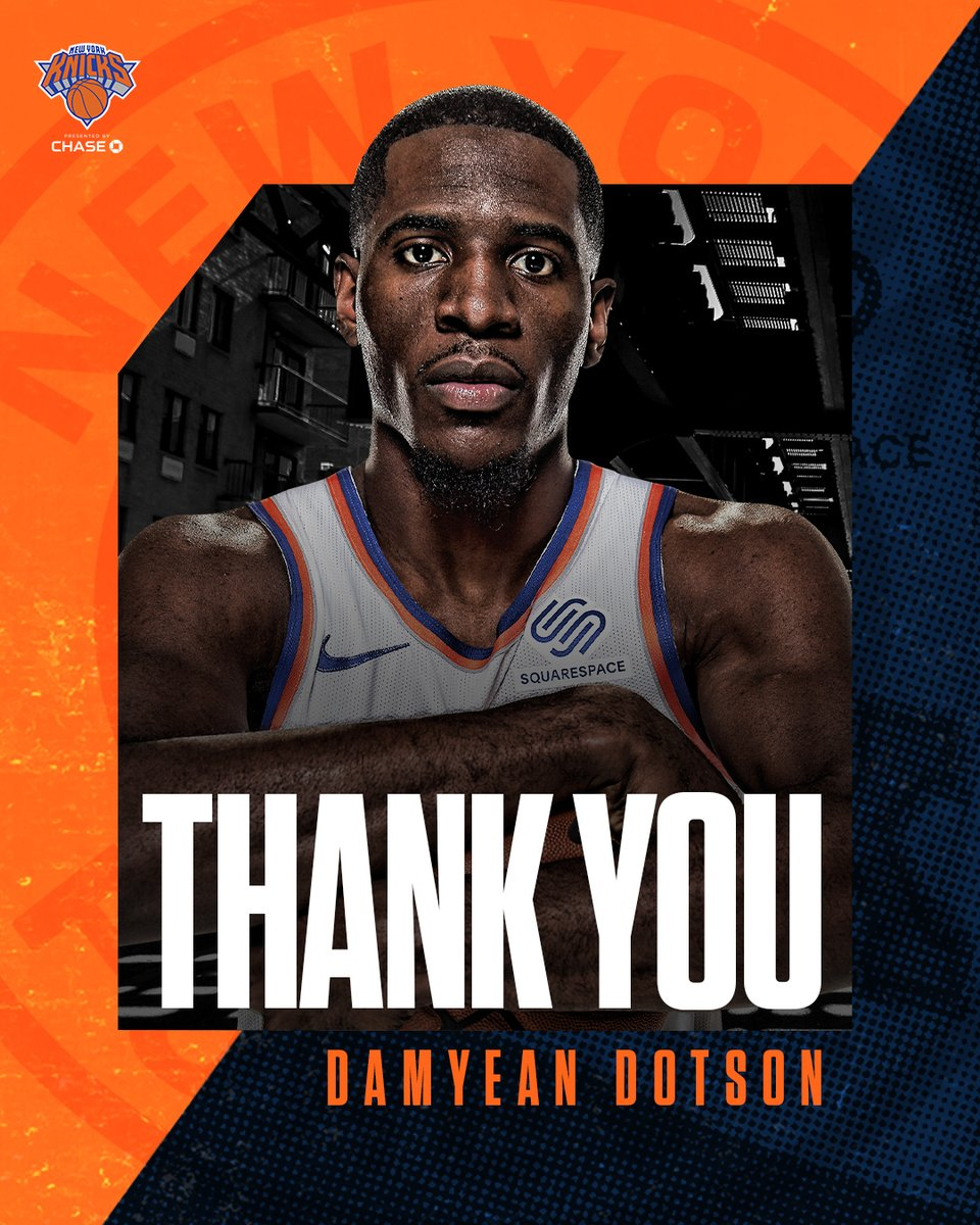 Thank you for being a part of our family.   Good luck on the next journey 💙🧡 https://t.co/en0OtL0dud