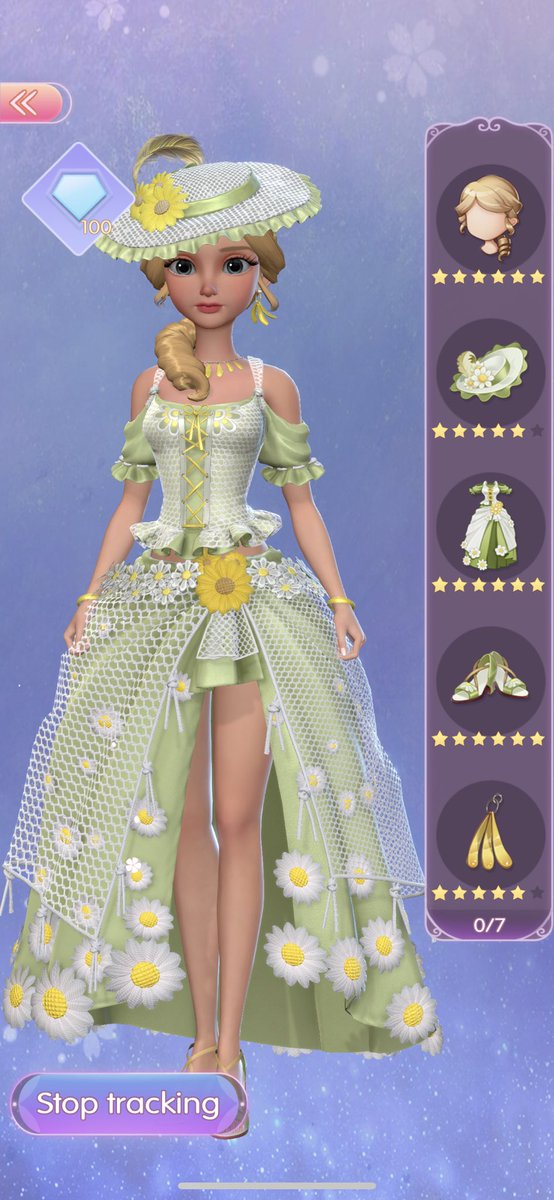 @itslopezz Laia! I've started playing this because of you 🥺 I want this outfit!